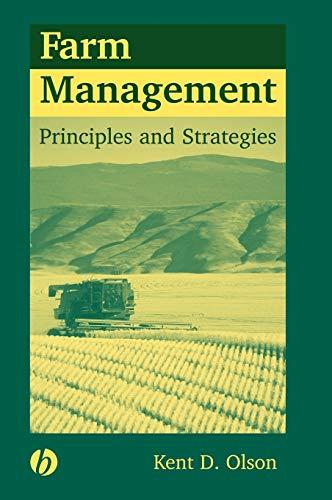 9780813804187: Farm Management: Principles and Strategies