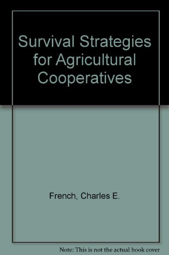 Survival Strategies for Agricultural Cooperatives