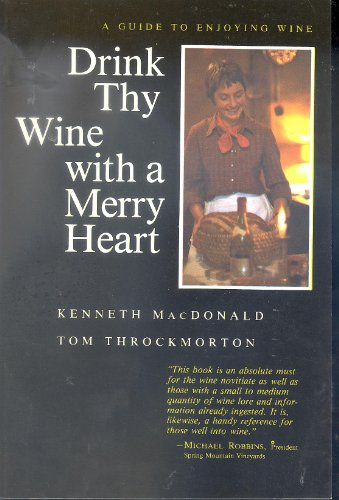 Drink thy wine with a merry heart: MacDonald, Kenneth