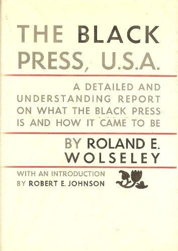 9780813804965: The Black Press, U.S.A.