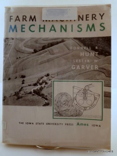 9780813805856: Farm Machinery Mechanisms