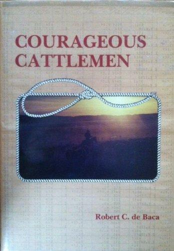 9780813806181: Courageous Cattlemen