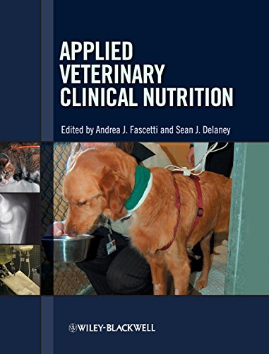 9780813806570: Applied Veterinary Clinical Nutrition