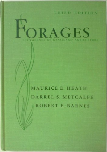 9780813806808: Forages: The Science of Grassland Agriculture