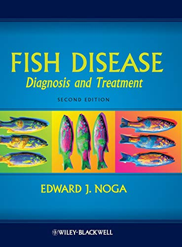 9780813806976: Fish Disease: Diagnosis and Treatment