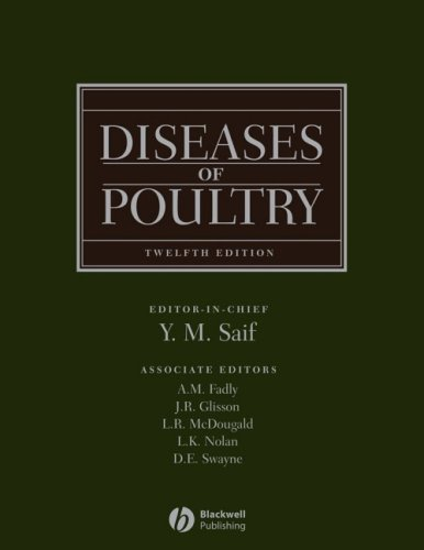 9780813807188: Diseases of Poultry