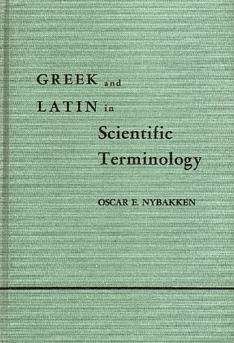 9780813807201: Greek and Latin in Scientific Terminology.