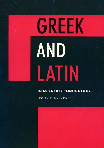 9780813807218: Greek and Latin in Scientific Terminology
