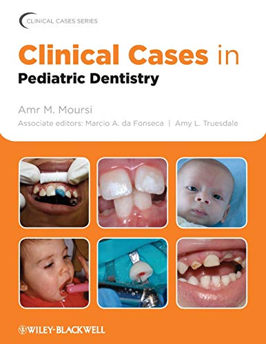 9780813807614: Clinical Cases in Pediatric Dentistry