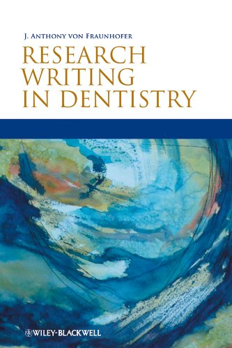9780813807621: Research Writing in Dentistry