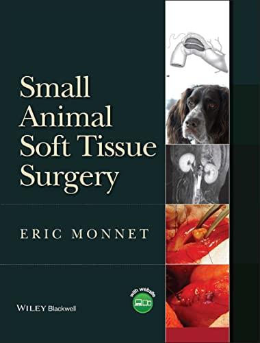 9780813807829: Small Animal Soft Tissue Surgery