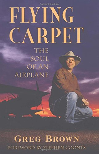 9780813808086: Flying Carpet: The Soul of an Airplane