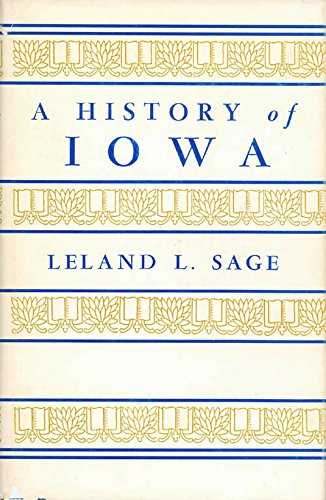 9780813808406: A history of Iowa