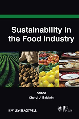 9780813808468: Sustainability in the Food Industry