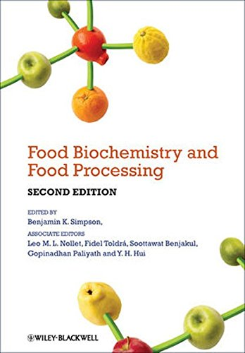 9780813808741: Food Biochemistry and Food Processing