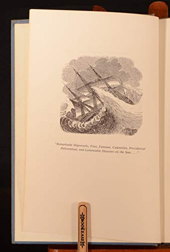 9780813808857: A checklist of narratives of shipwrecks and disasters at sea to 1860: With summaries, notes, and comments