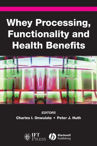 9780813809038: Whey Processing, Functionality and Health Benefits