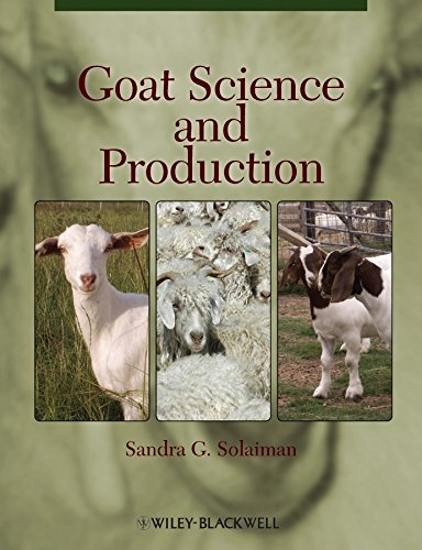 Goat Science and Production: Sandra G. Solaiman