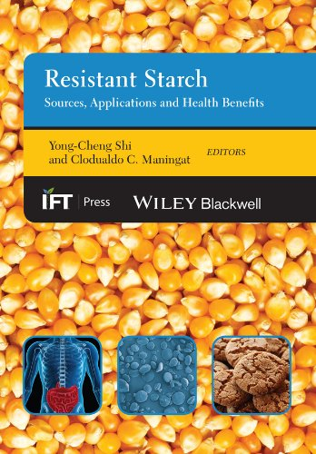 9780813809519: Resistant Starch: Sources, Applications and Health Benefits
