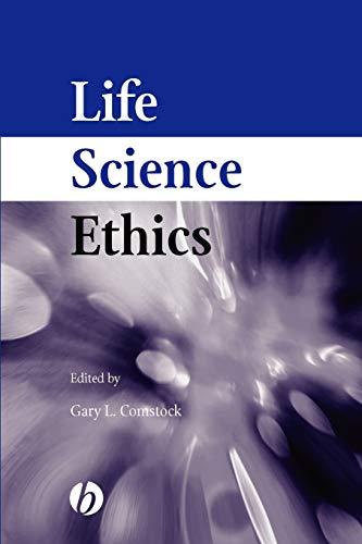 9780813809533: Life Science Ethics