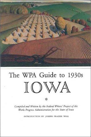 9780813809977: The WPA Guide to 1930s Iowa