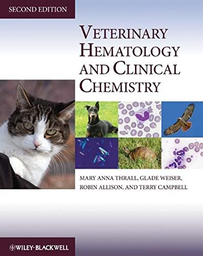9780813810270: Veterinary Hematology and Clinical Chemistry
