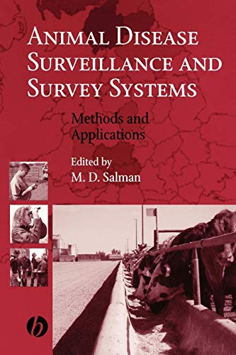 9780813810317: Animal Disease Surveillance and Survey Systems: Methods and Applications