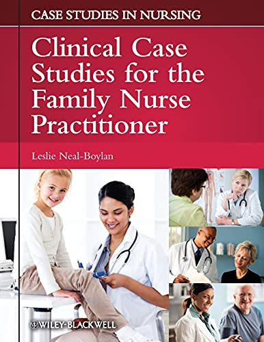 9780813811444: Clinical Case Studies for the Family Nurse Practitioner