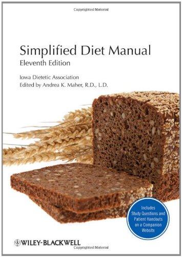 9780813811963: Simplified Diet Manual