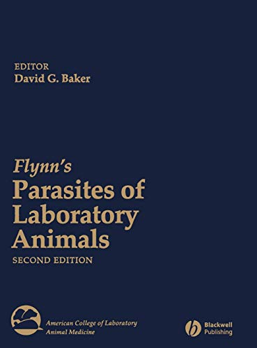 9780813812021: Flynn's Parasites of Laboratory Animals, Second Edition