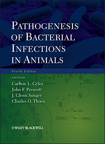 9780813812373: Pathogenesis of Bacterial Infections in Animals