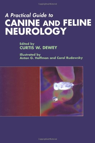 9780813812496: A Practical Guide to Canine and Feline Neurology