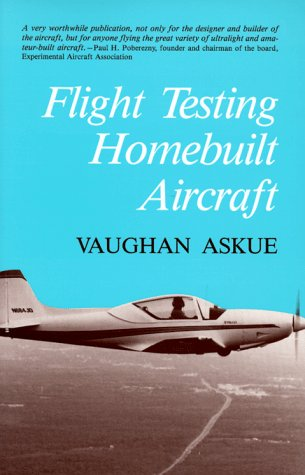 9780813813080: Flight Testing Homebuilt Aircraft