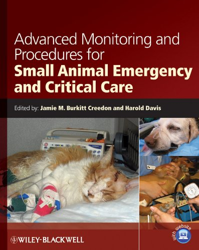 9780813813370: Advanced Monitoring and Procedures for Small Animal Emergency and Critical Care