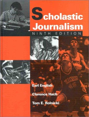 9780813813561: Scholastic Journalism