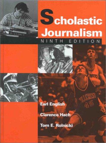 9780813813578: Scholastic Journalism