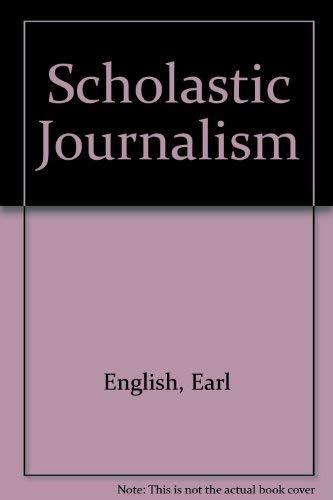 9780813813899: Scholastic Journalism