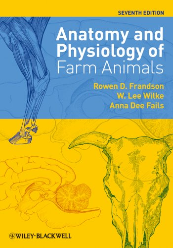 9780813813943: Anatomy and Physiology of Farm Animals