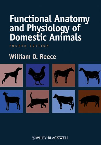 9780813814513: Functional Anatomy and Physiology of Domestic Animals