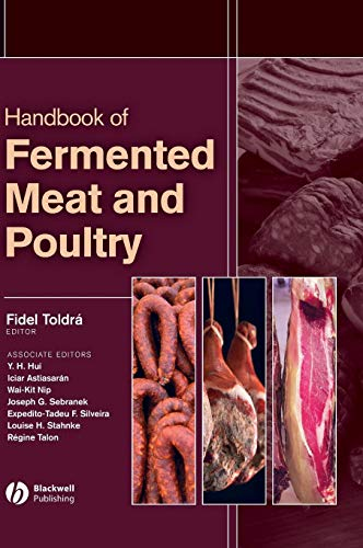 9780813814773: Handbook of Fermented Meat and Poultry