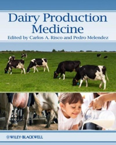 9780813815398: Dairy Production Medicine