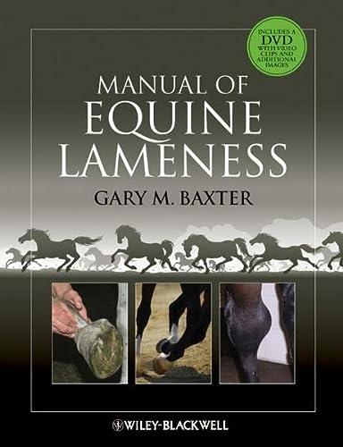 9780813815466: Manual of Equine Lameness