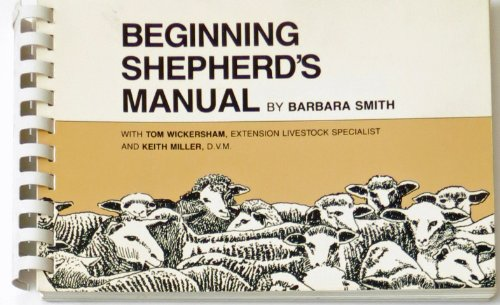 9780813816364: Beginning Shepherd's Manual