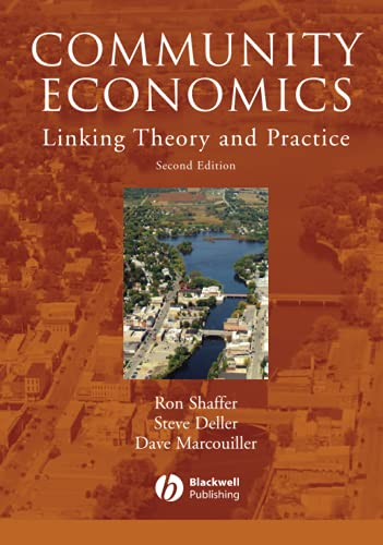 9780813816371: Community Economics: Linking Theory and Practice
