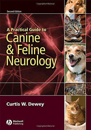9780813816722: A Practical Guide to Canine and Feline Neurology