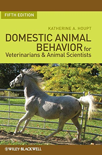 9780813816760: Domestic Animal Behavior for Veterinarians and Animal Scientists