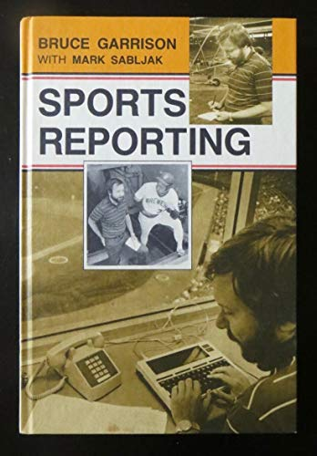 9780813816913: Sports Reporting