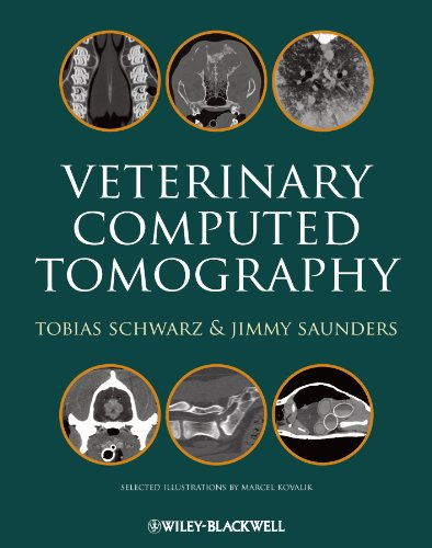 9780813817477: Veterinary Computed Tomography