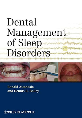 9780813819136: Dental Management Of Sleep Disorders