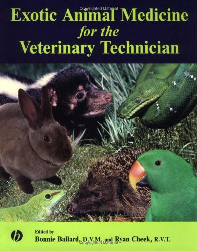 9780813819280: Exotic Animal Medicine for the Veterinary Technician